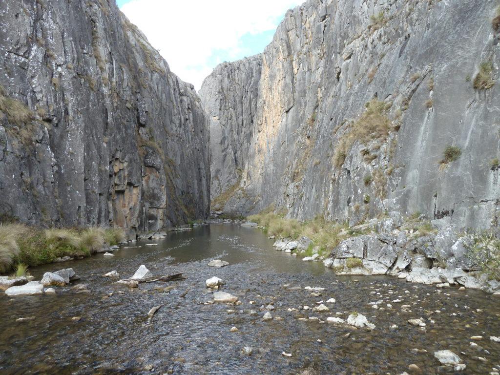 Clarkes Gorge