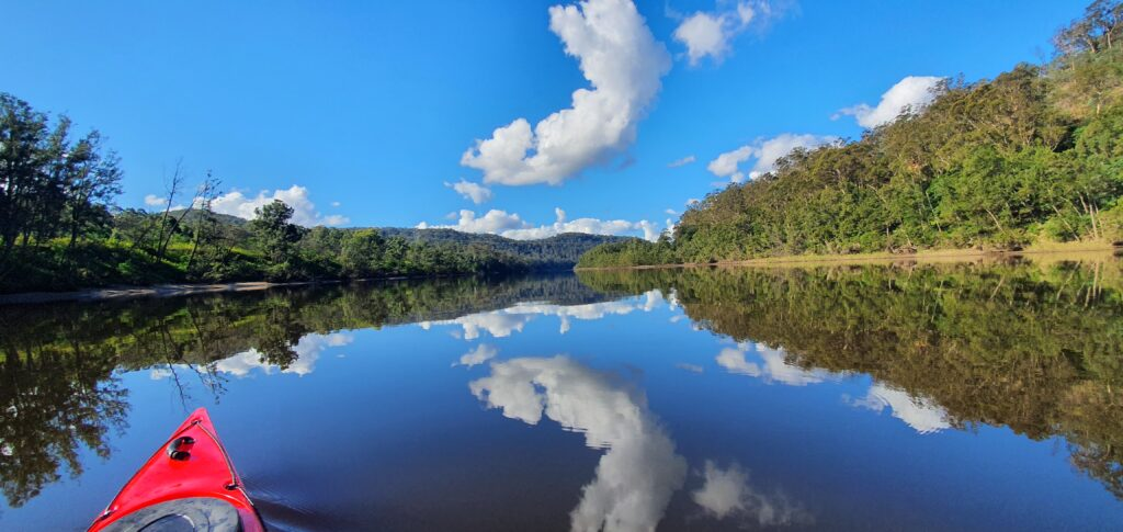 Shoalhaven River Kayaking
