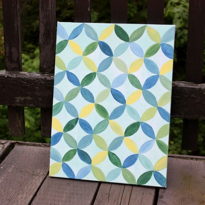 overlapping-circles-painting