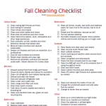 fall-cleaning-checklist