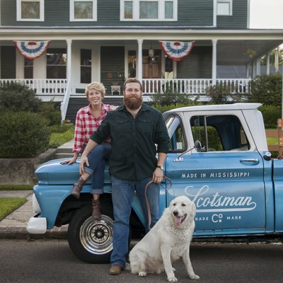 "HGTV ""Home Town"" Pilot airs this Sunday!"