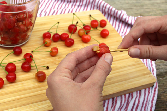 pitted-sour-cherries