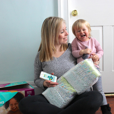 How to Turn Diapers into Rewards