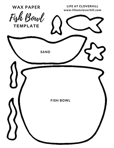 wax-paper-fish-bowl-template-example