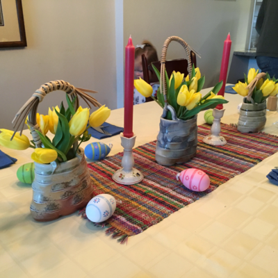 Our Easter Weekend 2019