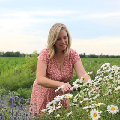 How I Unexpectedly Became a Flower Farmer