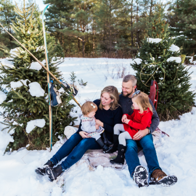 Our Family Christmas Traditions with Little Ones