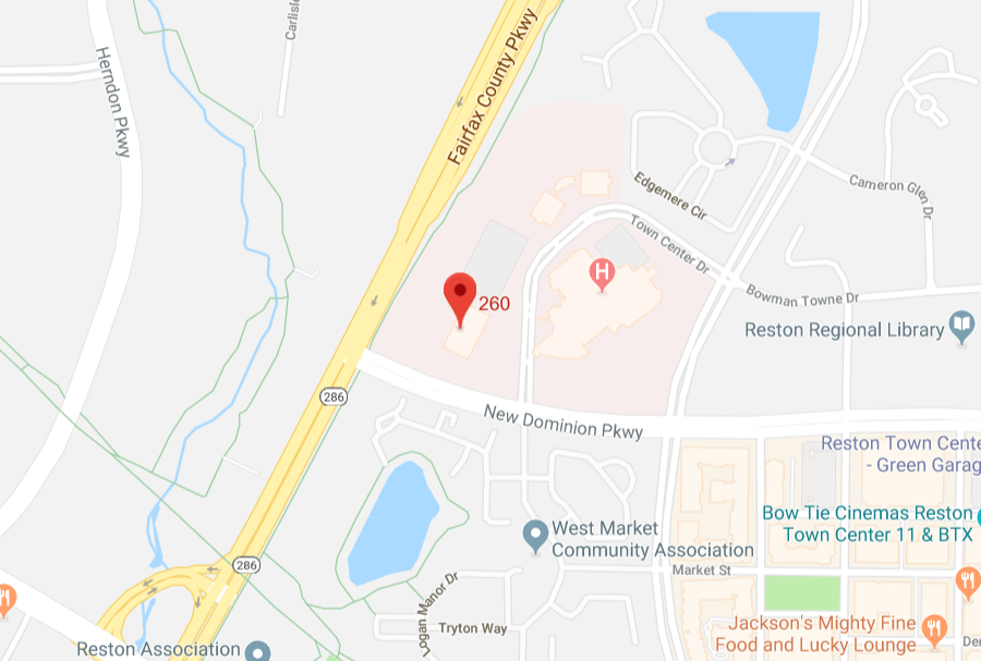 Reston Map