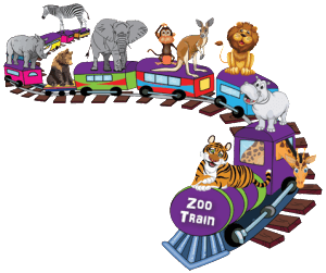 <strong>Zoo Train</strong>