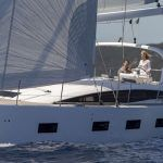 Jeanneau 64 sailing yacht for charter in Croatia