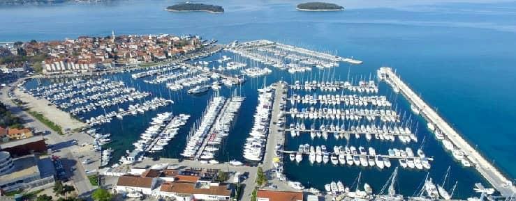 marina Kornati Biograd, Croatia, Yacht Charter Croatia