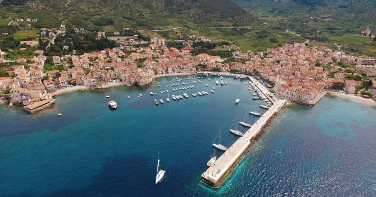 Place to visit: Komiza, Island Vis, Croatia