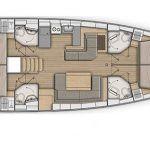 Beneteau Oceanis 51.1 Luxury yacht charter Croatia