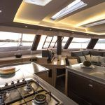 Saba 50 Catamaran for charter in Greece and Croatia