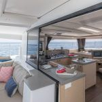 Fountaine Pajot Saona 47 Catamaran Charter Croatia