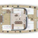 Sunreef 60 Catamaran Charter Croatia 24
