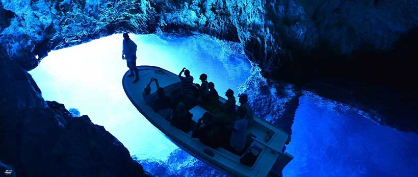 Blue Cave Croatia 8 Hidden Gems
