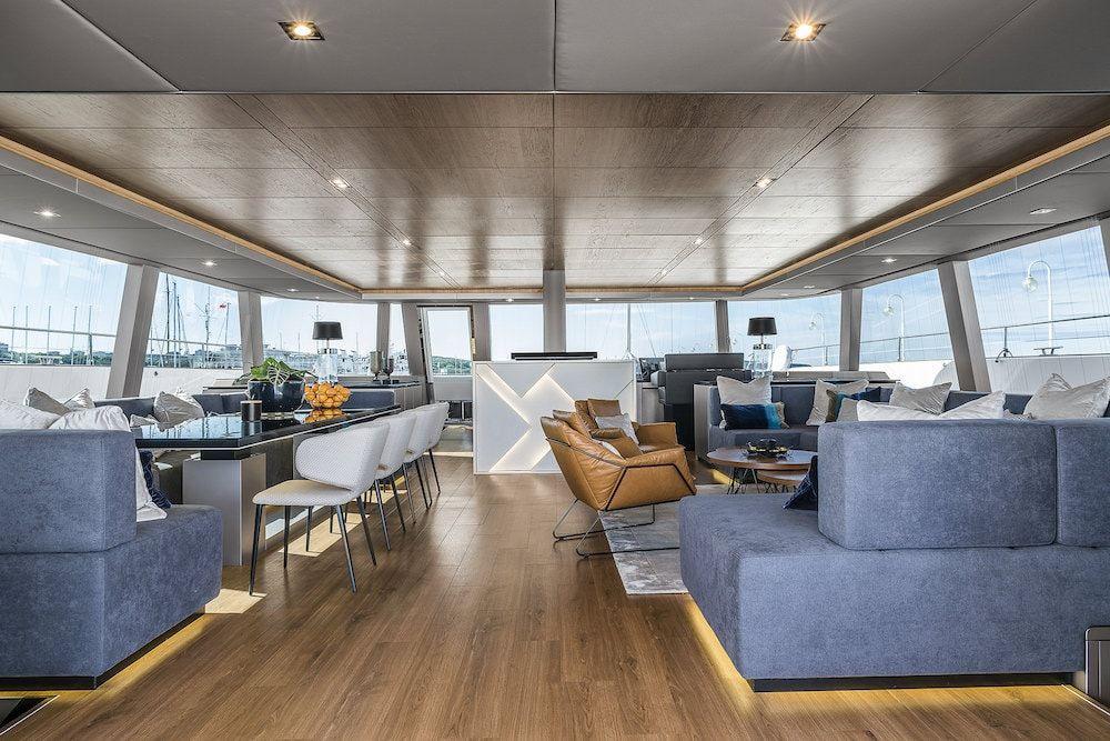 Sunreef 80 7x Catamaran Charter Croatia 11