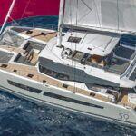 Samana 59 Catamaran Charter Greece 1
