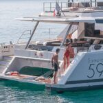Samana 59 Catamaran Charter Greece 10