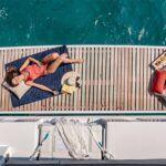 Samana 59 Catamaran Charter Greece 11