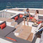 Samana 59 Catamaran Charter Greece 12