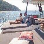 Samana 59 Catamaran Charter Greece 13