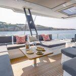 Samana 59 Catamaran Charter Greece 14