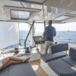 Samana 59 Catamaran Charter Greece 15