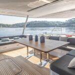 Samana 59 Catamaran Charter Greece 16
