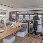 Samana 59 Catamaran Charter Greece 17
