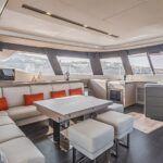 Samana 59 Catamaran Charter Greece 19