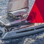 Samana 59 Catamaran Charter Greece 2