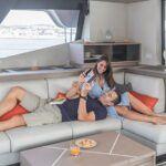 Samana 59 Catamaran Charter Greece 20