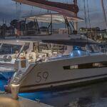 Samana 59 Catamaran Charter Greece 29