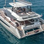 Samana 59 Catamaran Charter Greece 9