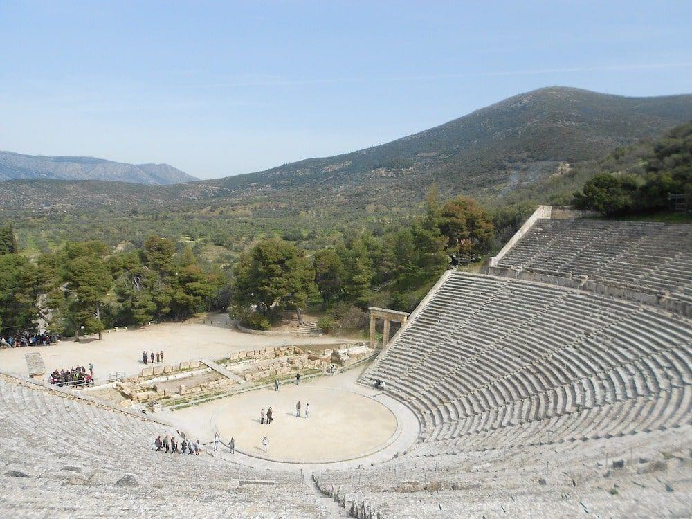 Epidaurus Sailing Greece Min
