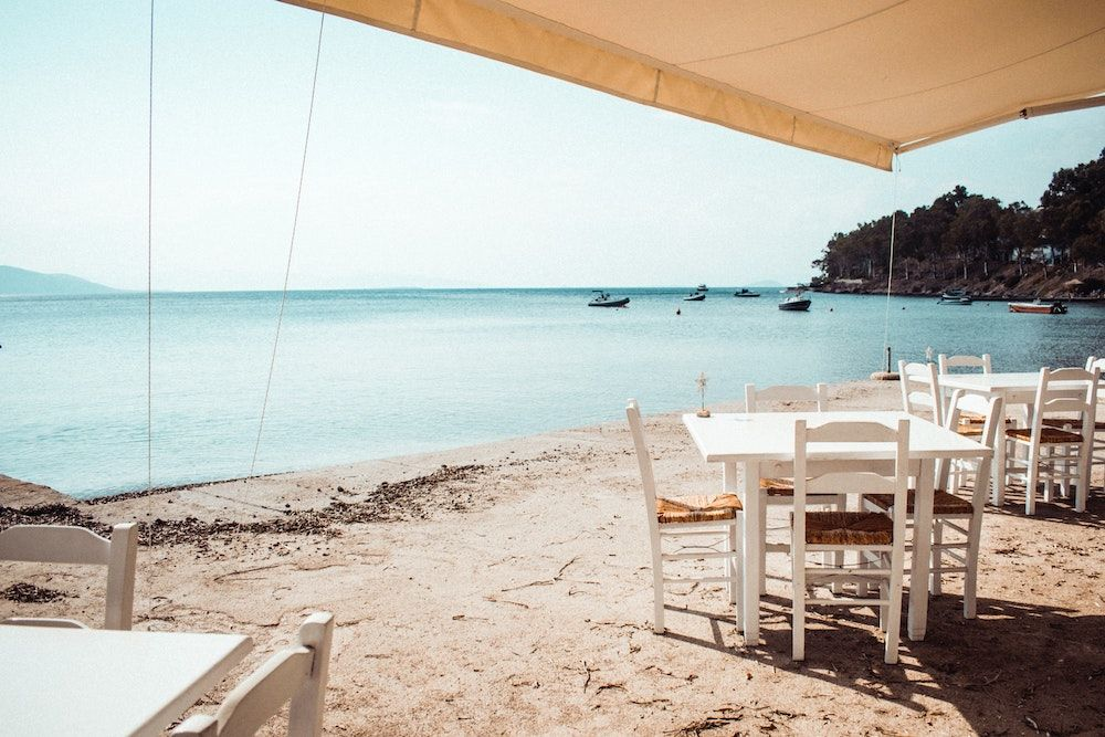 Aegina Greece Sailing Min