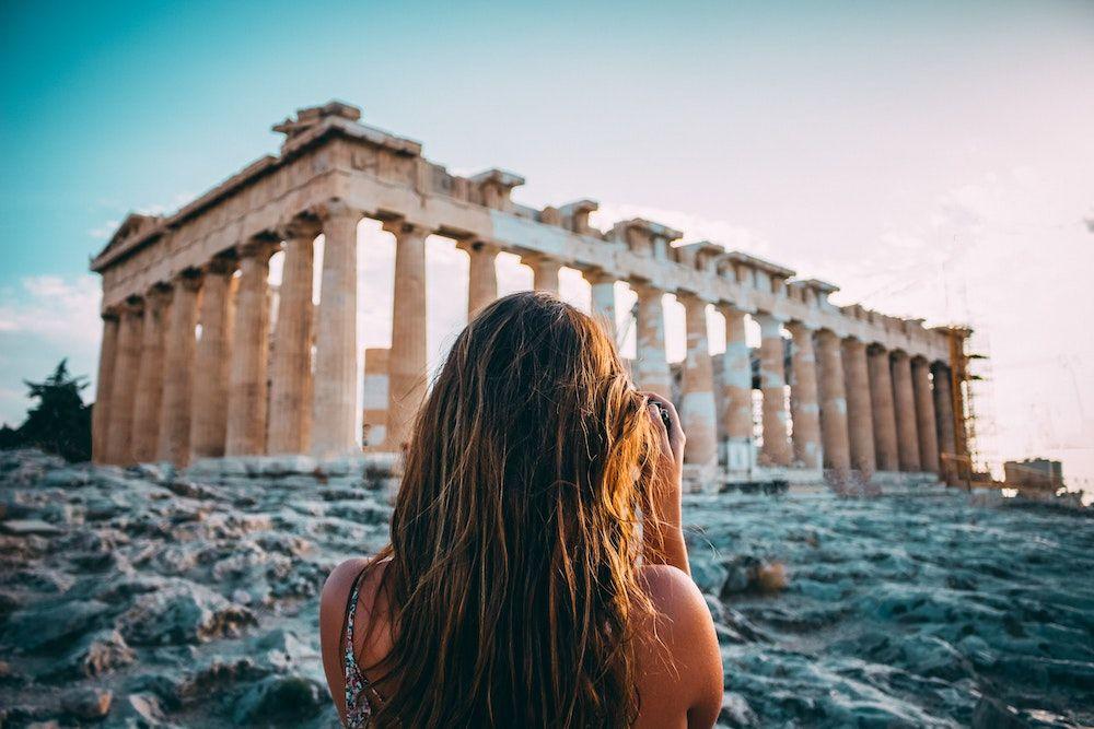 Athens Greece Holiday Min