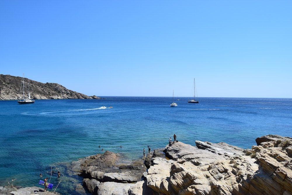 Ios Sailing Greece Min
