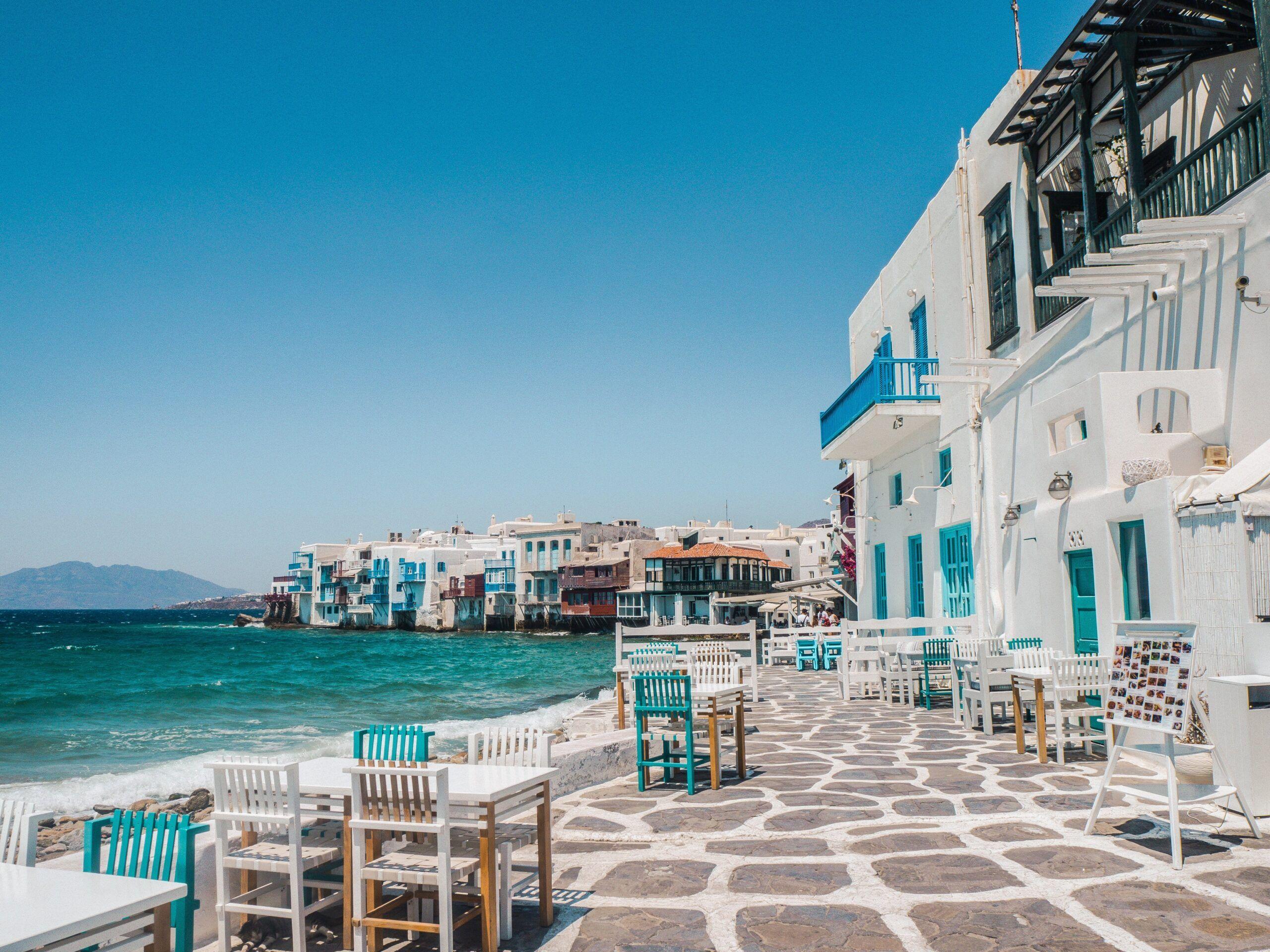 Mykonos Sailing Greek Islands Min