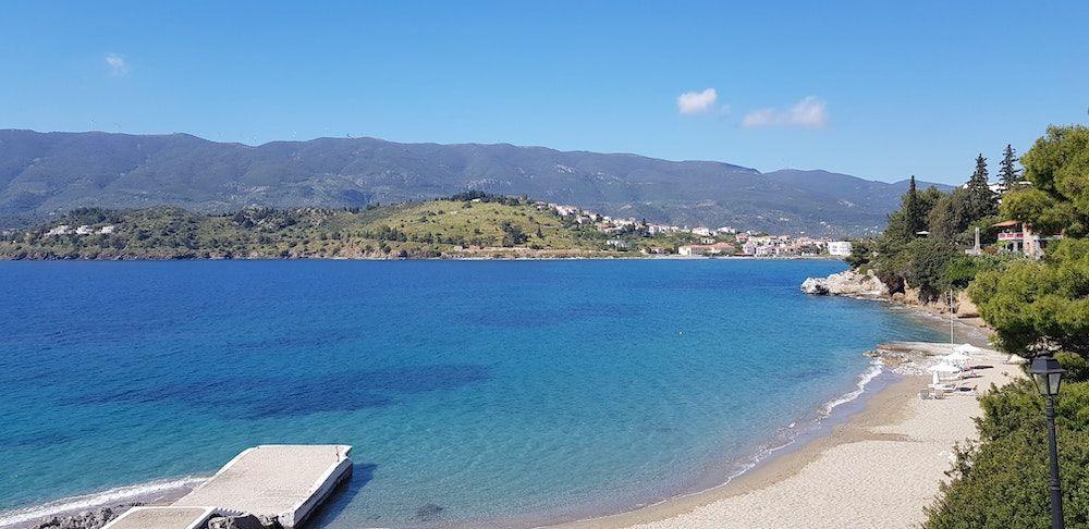 Poros Greece Sailing Min
