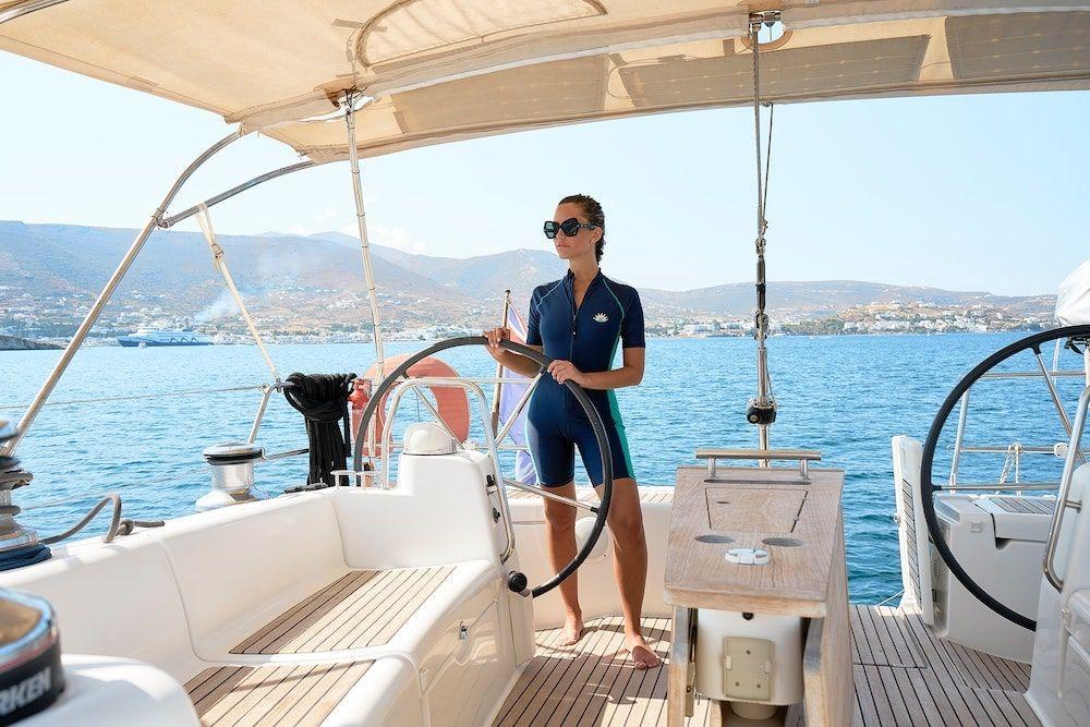 Sailing Greek Islands Min
