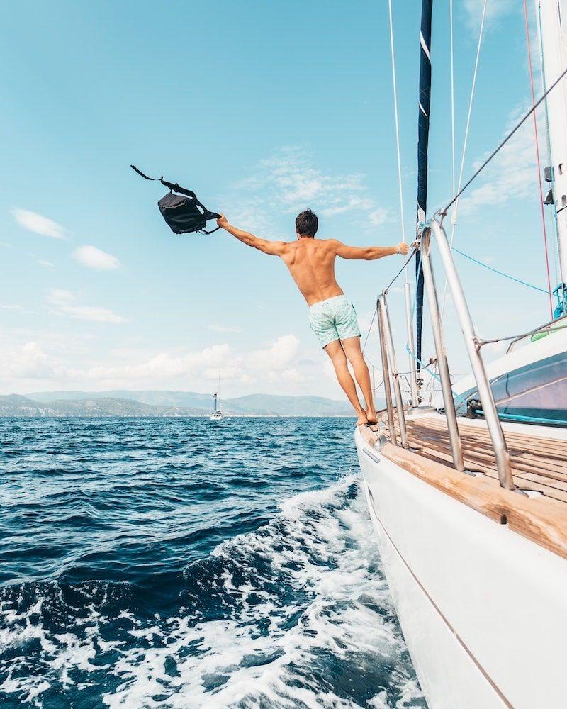 Sailing In Greece Charter Min