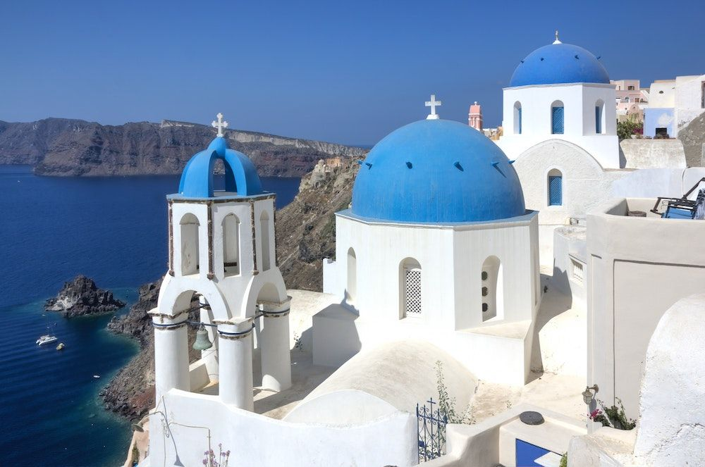Santorini Sailing Greece Min