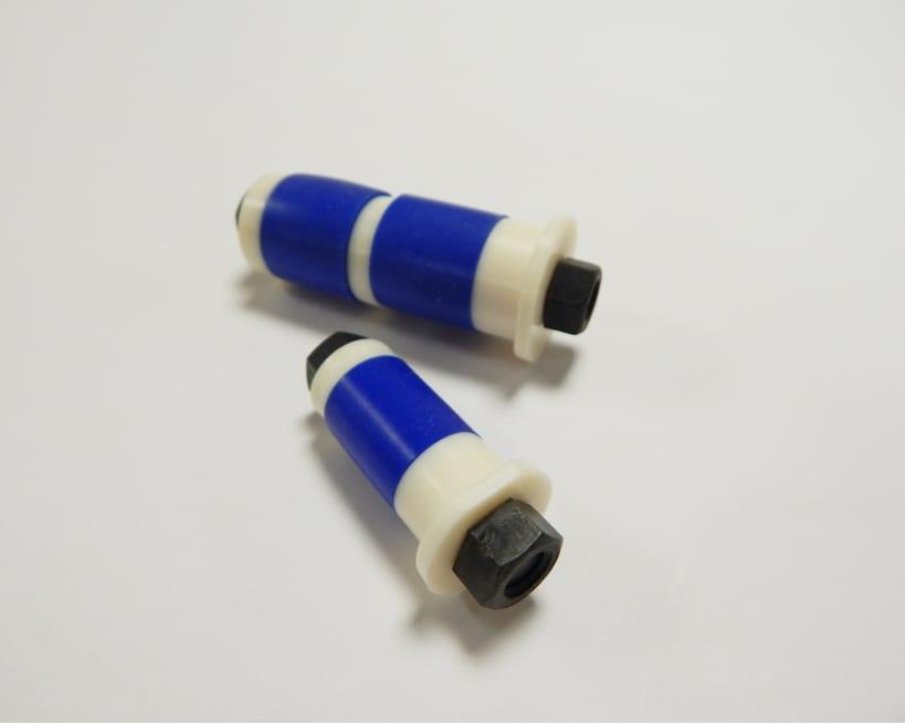 ULTEM non-metallic plugs
