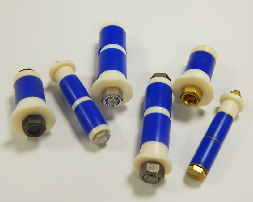 Plugs from our condenser plug supplier