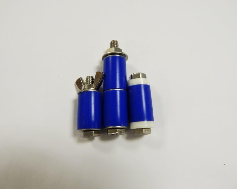 test plugs, condenser test plugs, heat exchanger test plugs