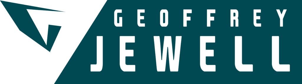 GeoffreyJewell Official Logo