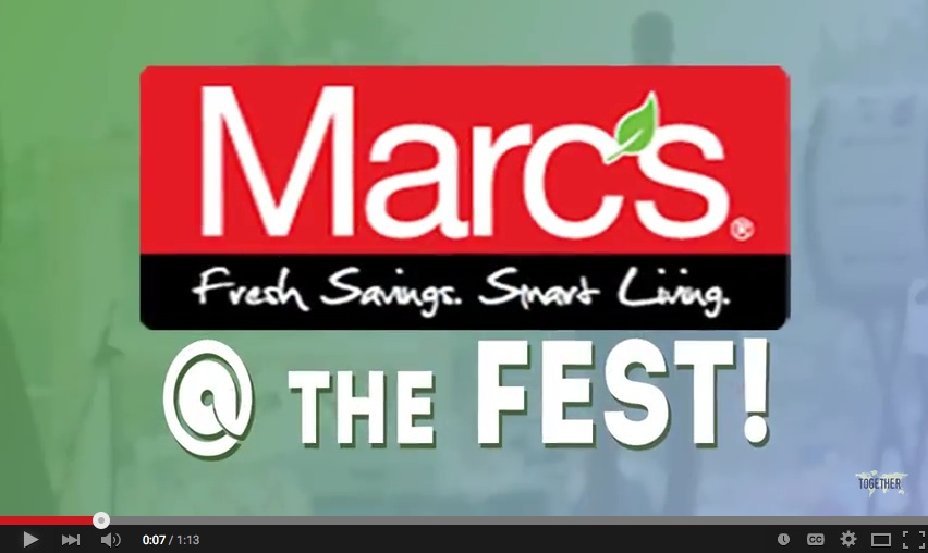 Orange you glad that Marc's is coming to the FEST?!